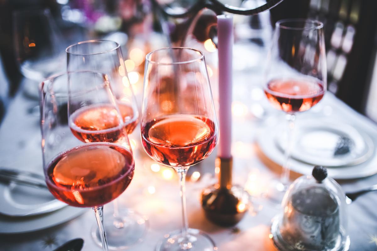Wine Alcohol Beverage #13109