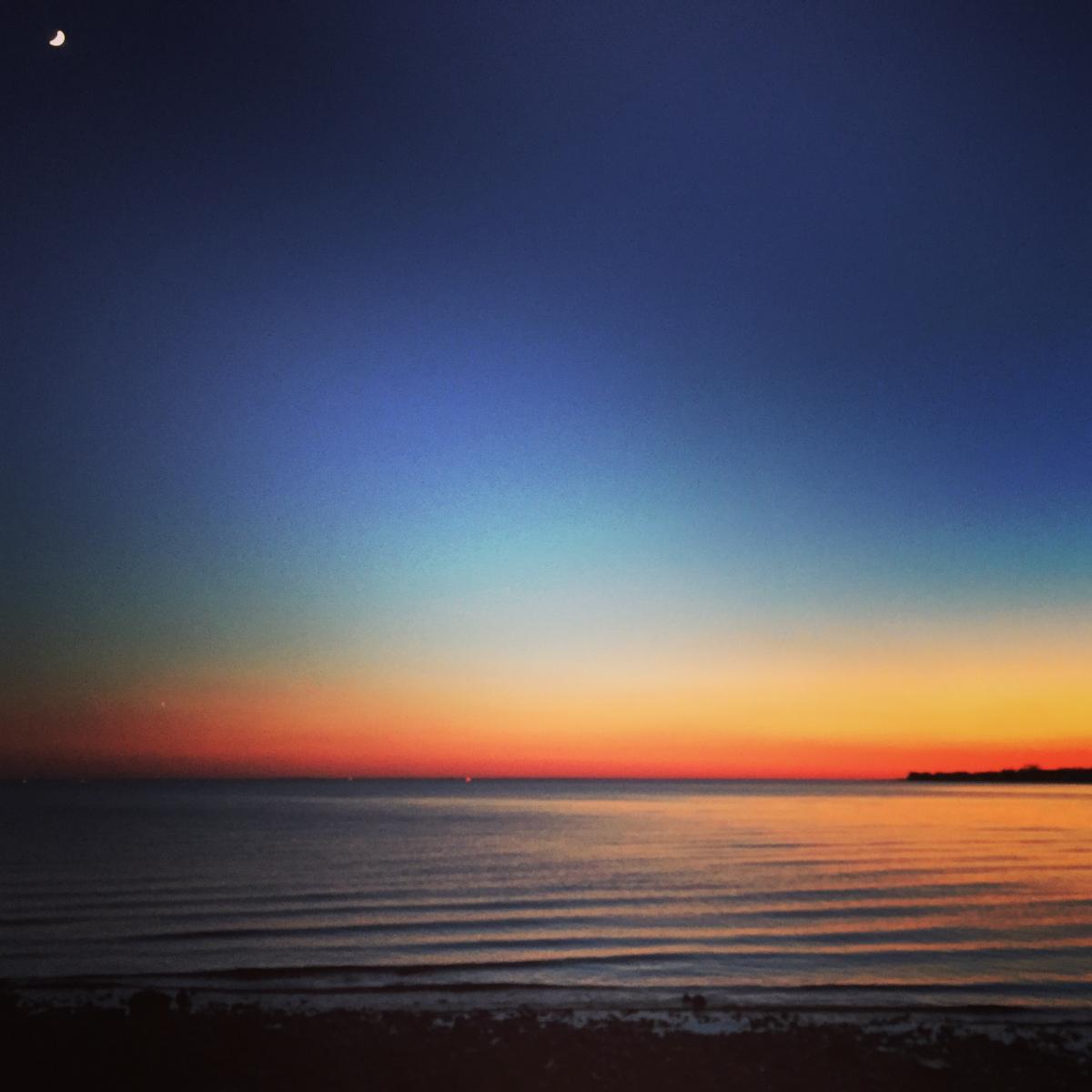 Sun Sunset Star #132095