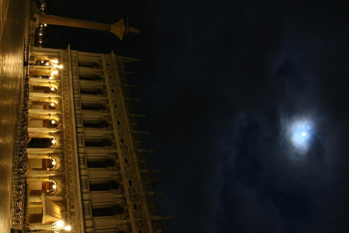 Arquitectura de edificios escalonada #132222