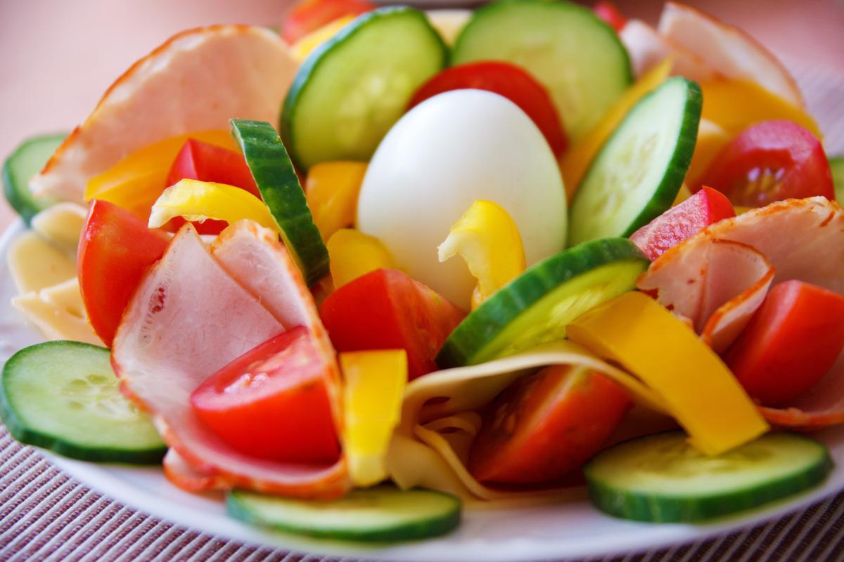 Food Salad Diet