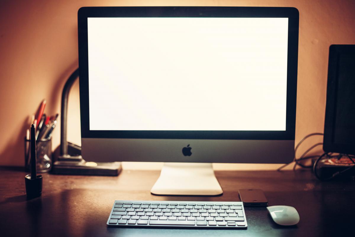 Monitor Display Screen #13299