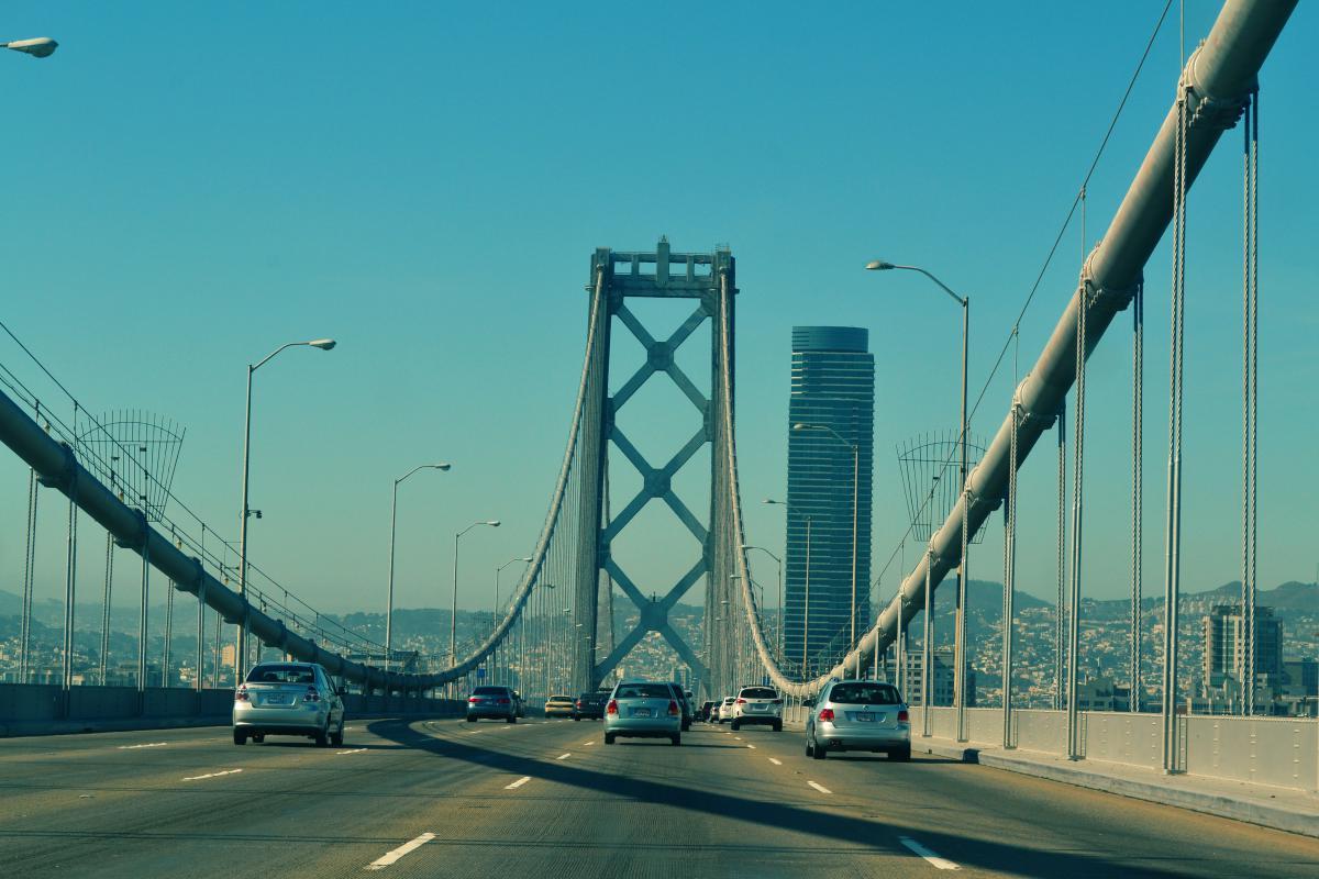 Sky Road Bridge #13311
