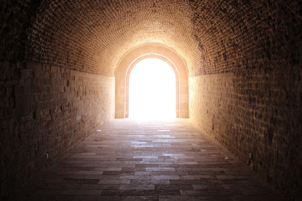 Passage Tunnel Arch #134591