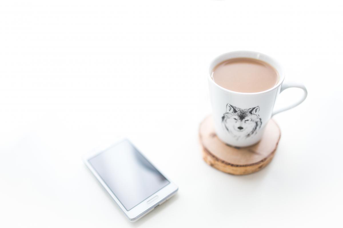 Cup Tea Beverage #13470