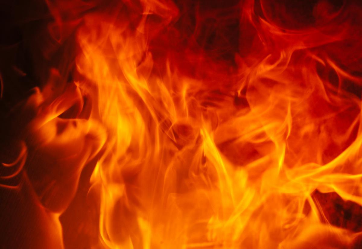 Blaze Heat Fire #13554