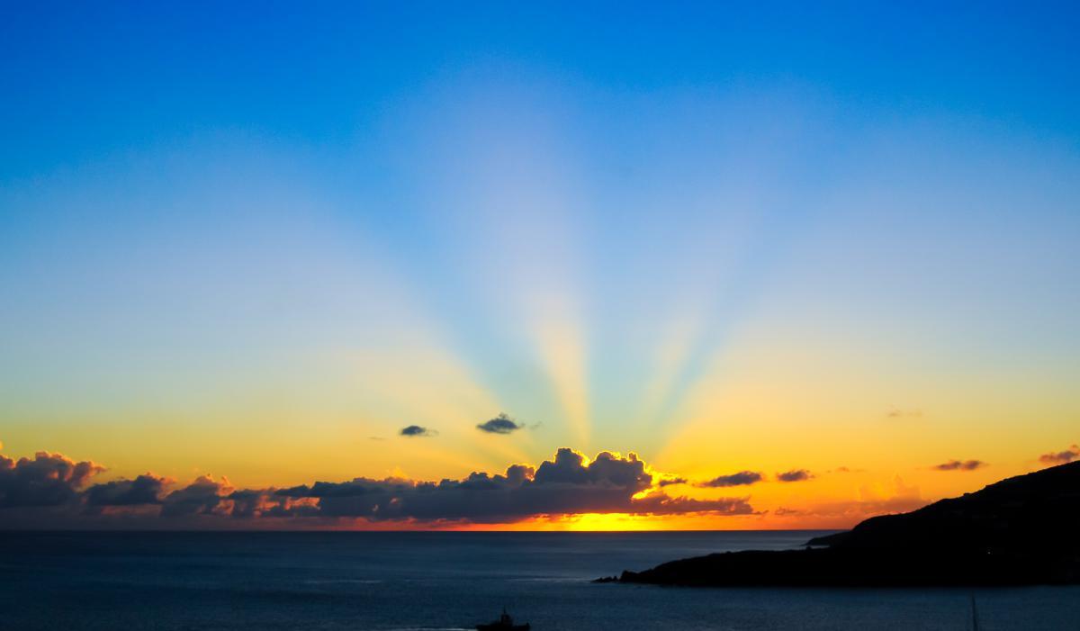 Sun Sunset Sky #13568