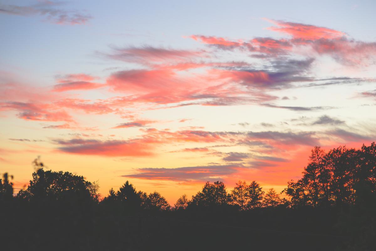 Sky Clouds Sun #13587