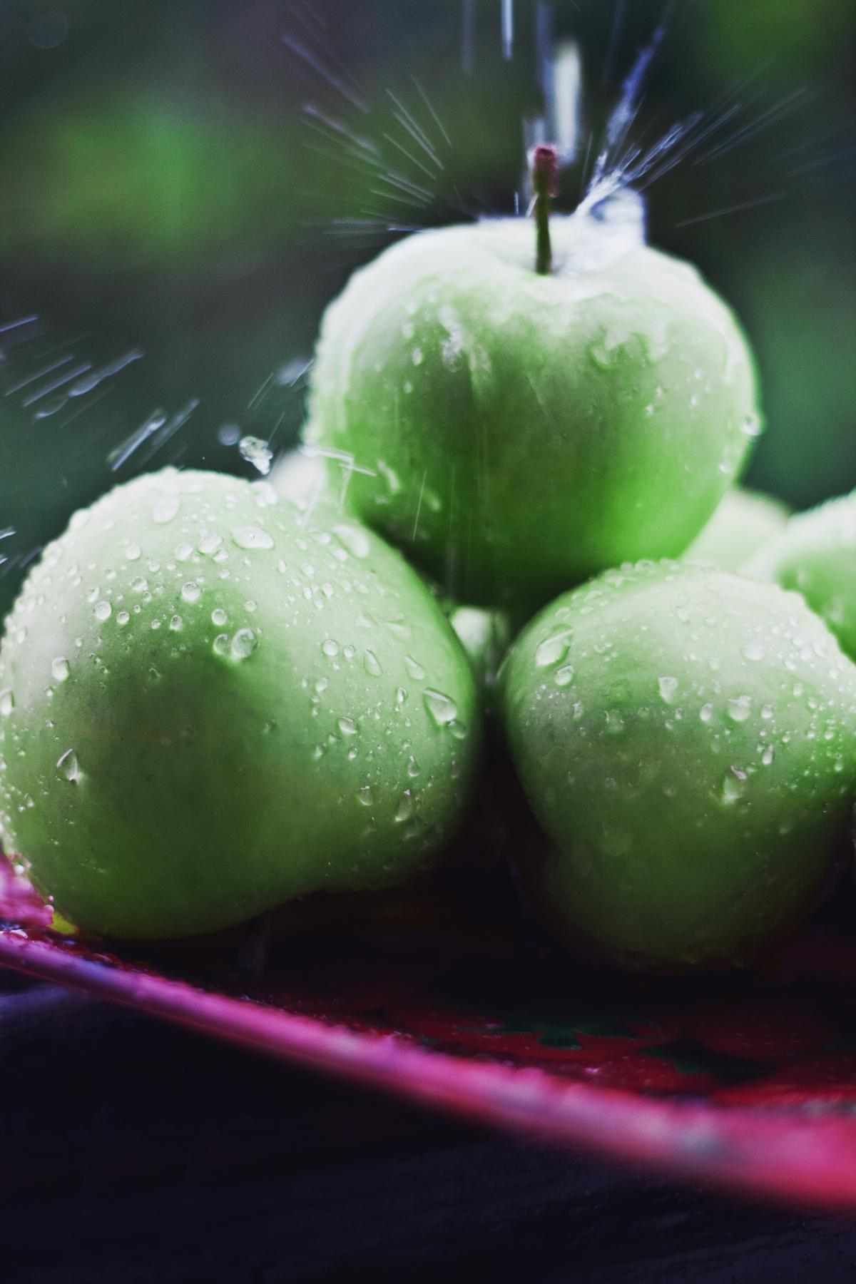 Apple Granny smith Fruit #13727