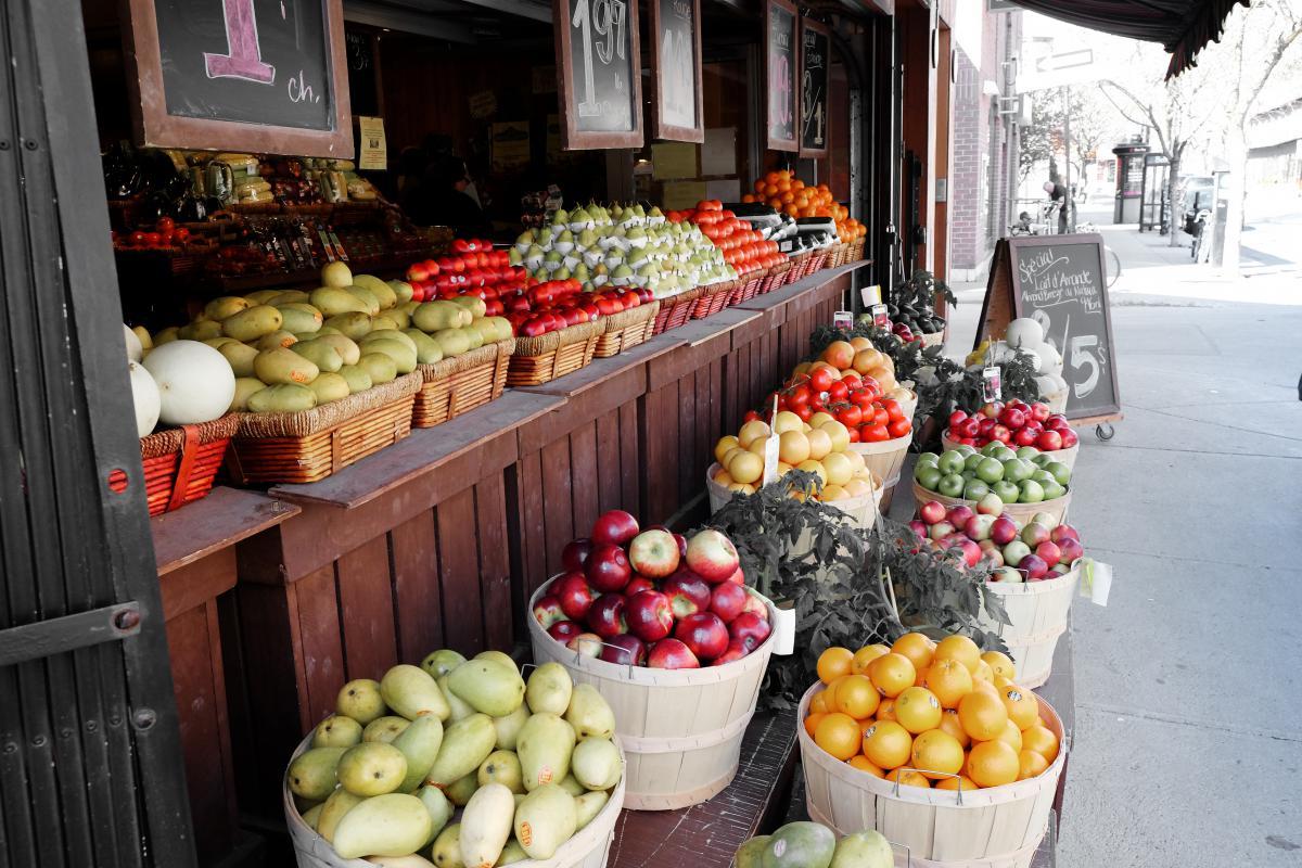 Marketplace Mercantile establishment Grocery store #13765