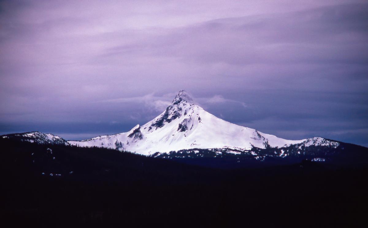 Mountain Range Natural elevation #138946