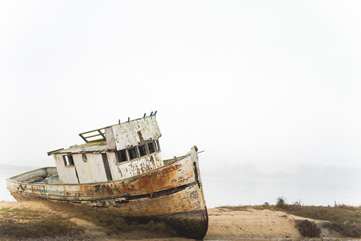 Ship Wreck Vessel #139324
