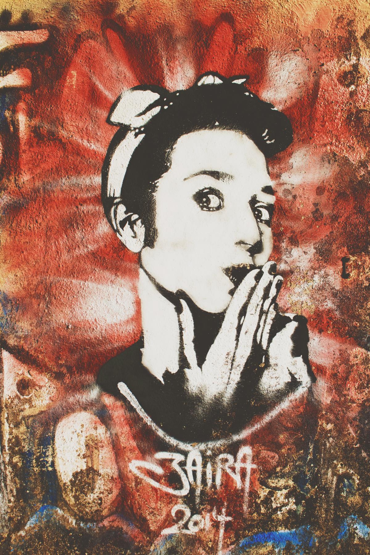 Artwork Graffito Decoration #141391