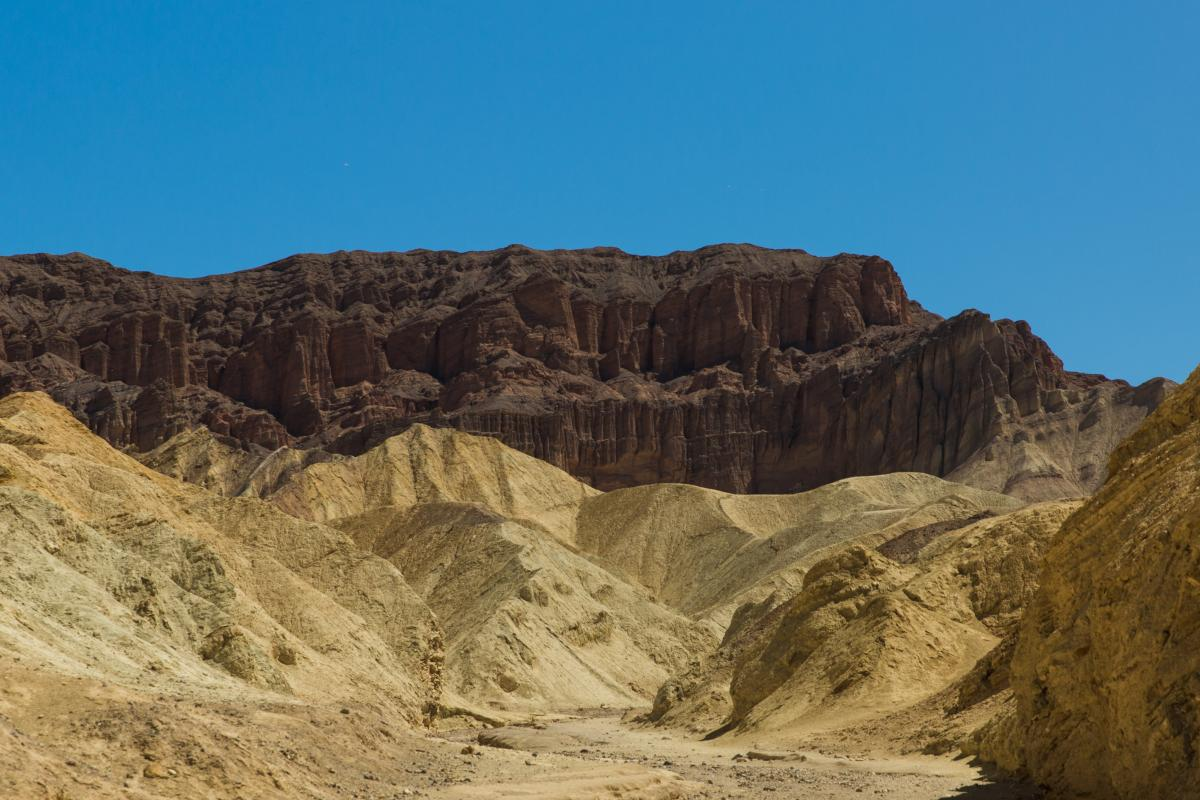 Rock Canyon Landscape