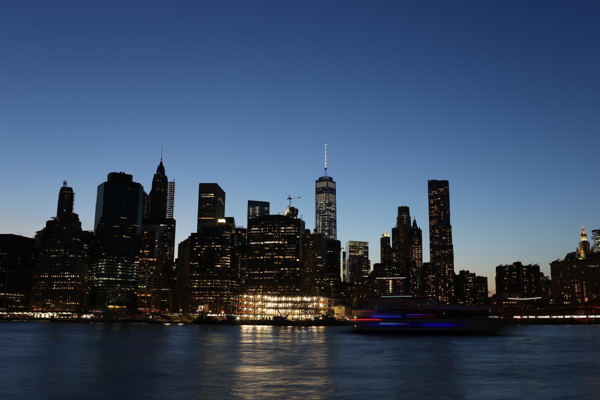 Manhattan City Cityscape #142869