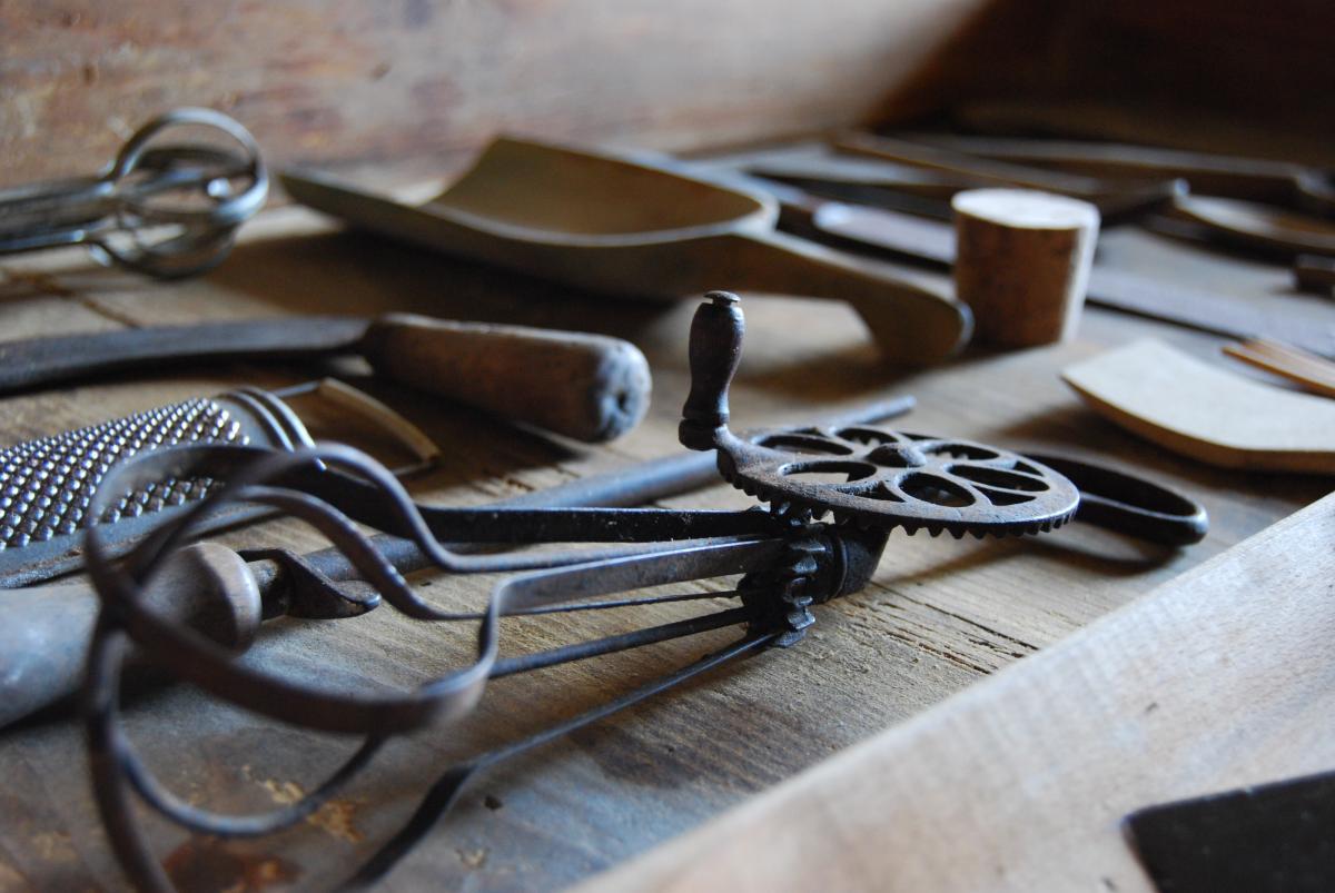Tool Scissors Business