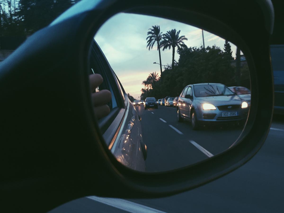 Car mirror Mirror Reflector