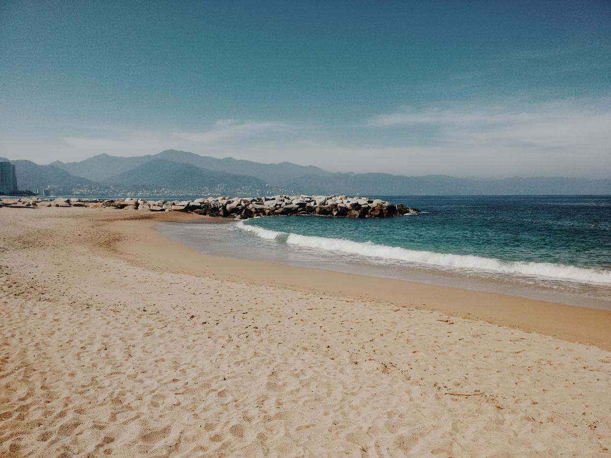 Beach Ocean Sand #143566