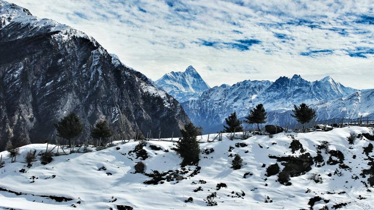 Mountain Glacier Alp #144356