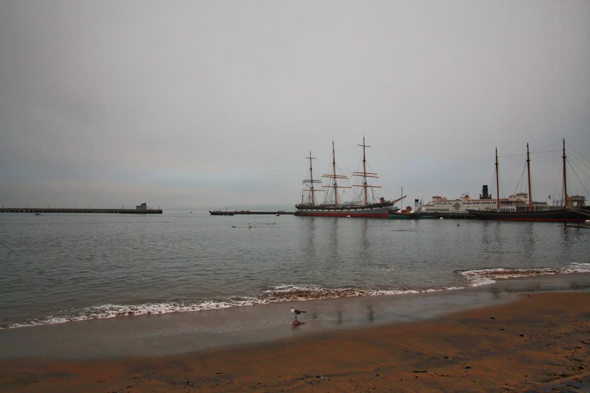 Ship Vessel Pirate
