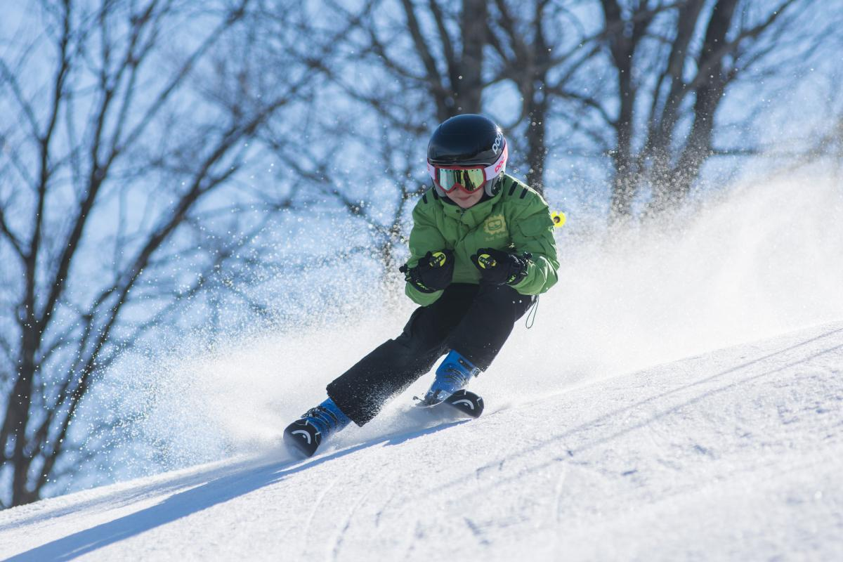 Esquiador Esquí Nieve #144834