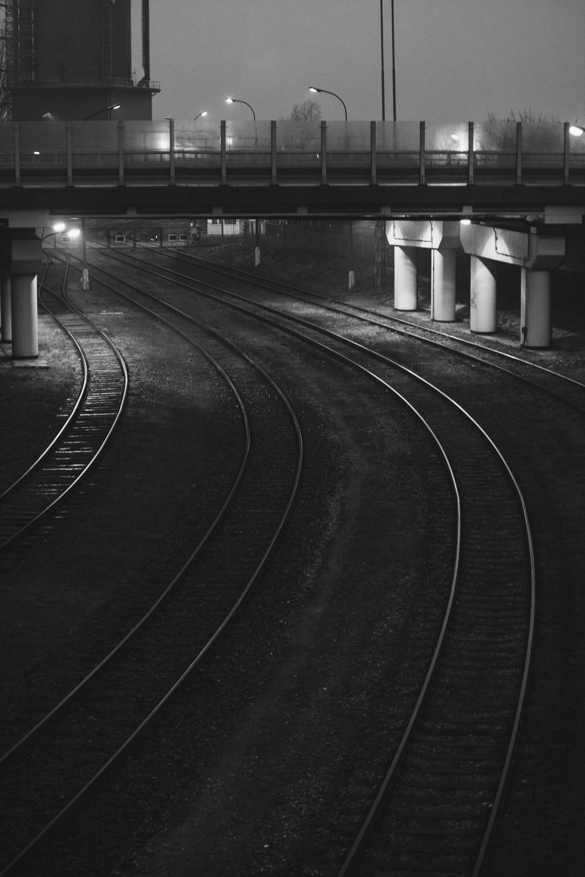 Tunnel Platform Transportation #14566