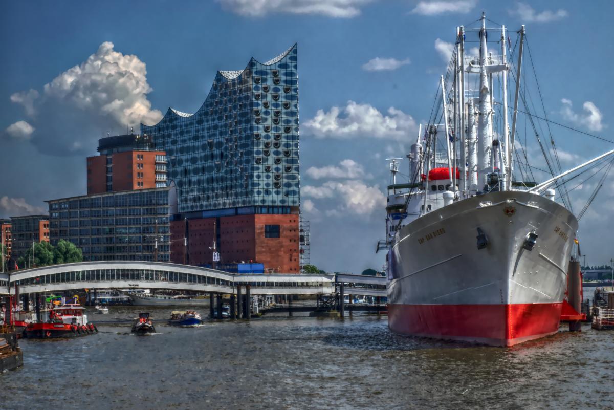 Ship Vessel Boat