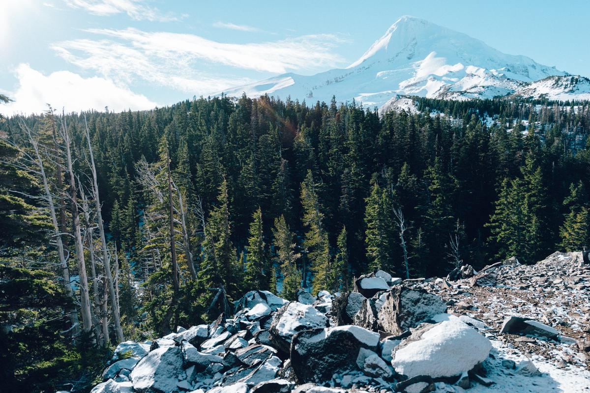 Glacier Mountain Snow #14890