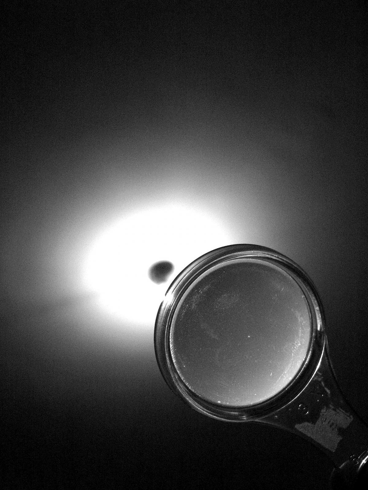 Technology Ball Lamp #151515