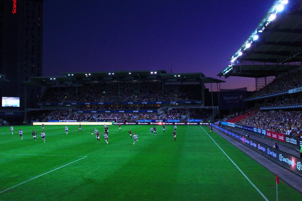 Stadium Base Structure #15637