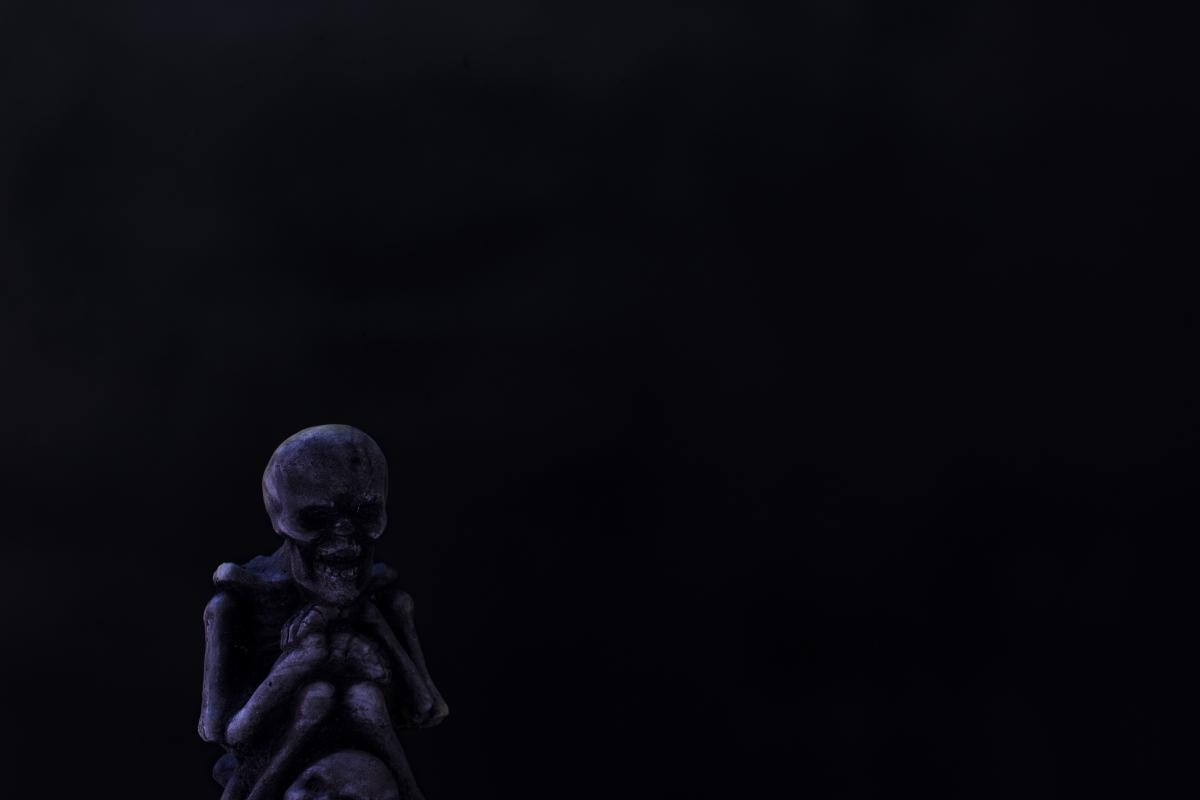 Black Dark Silhouette #159149