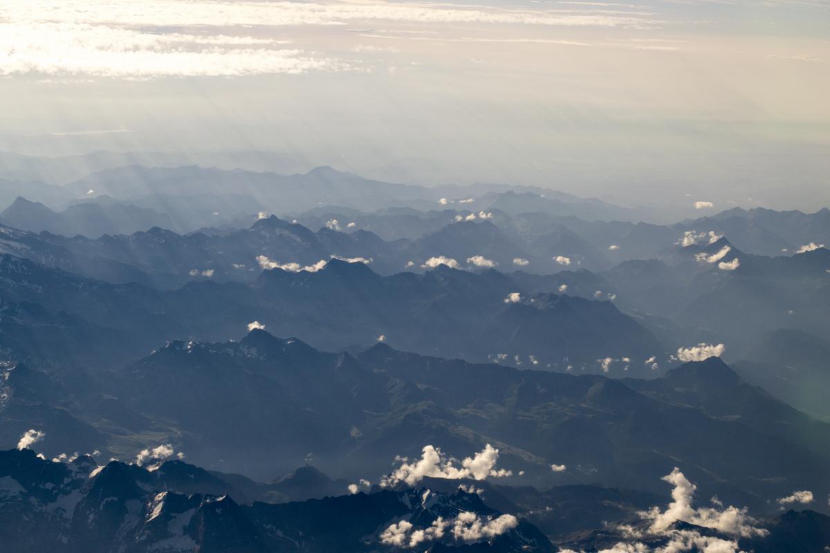 Range Mountain Snow #159162