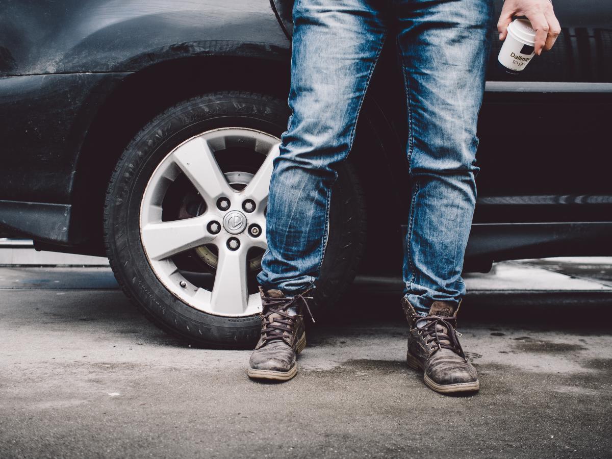 Tire Wheel Hoop #16023