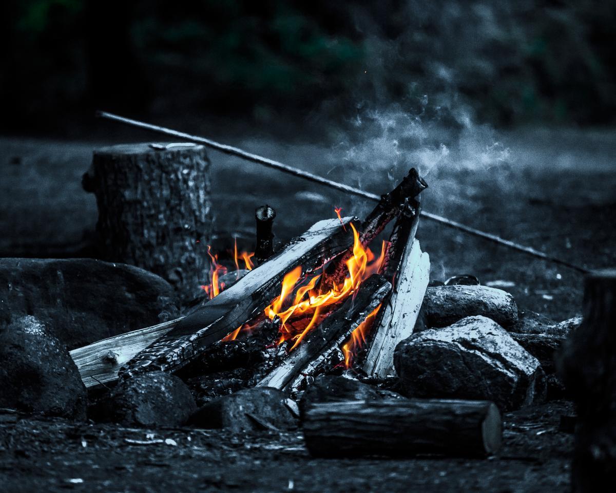 Barbecue Coal Black #161867
