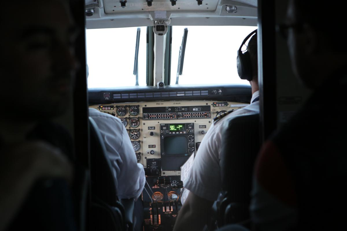 Tecnología empresarial de cabina #16324