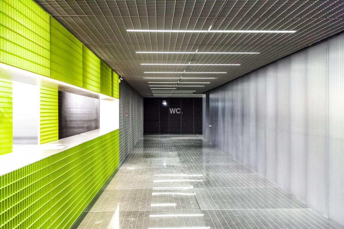 Hall Architecture Interior