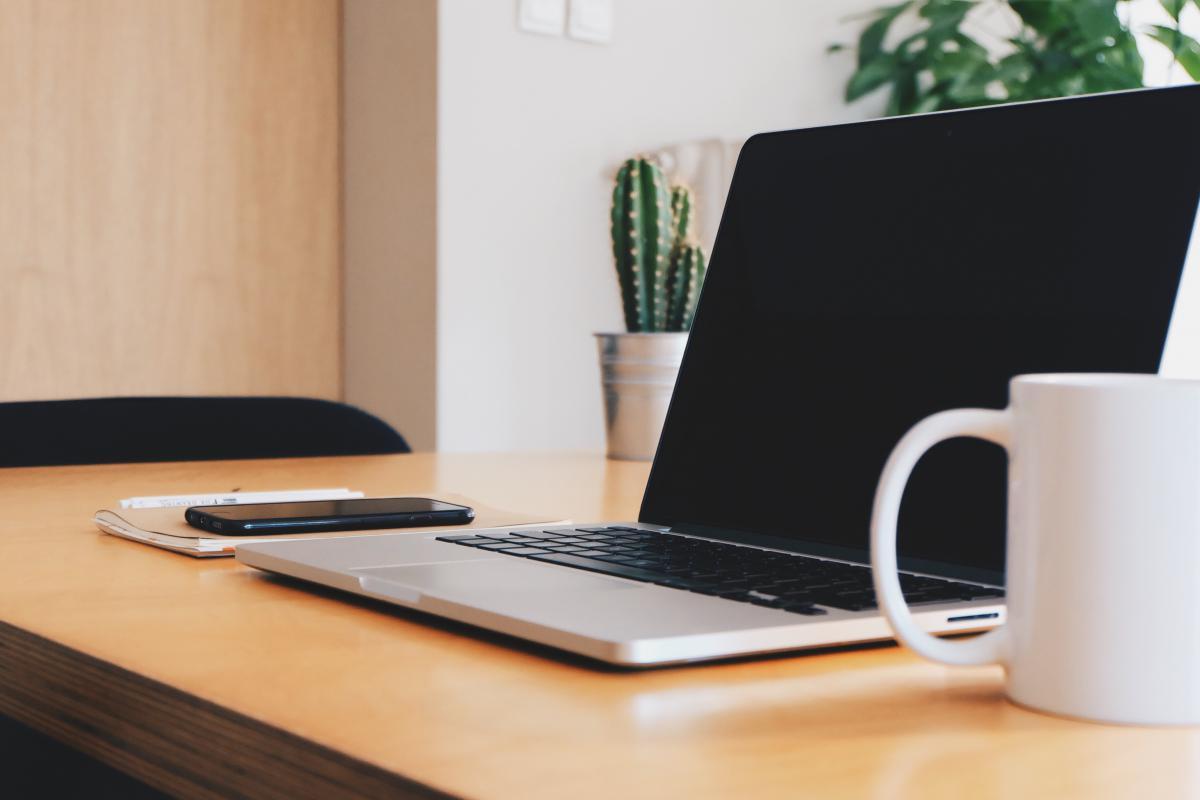 laptop office desk. Office Desk Business #16532 Laptop
