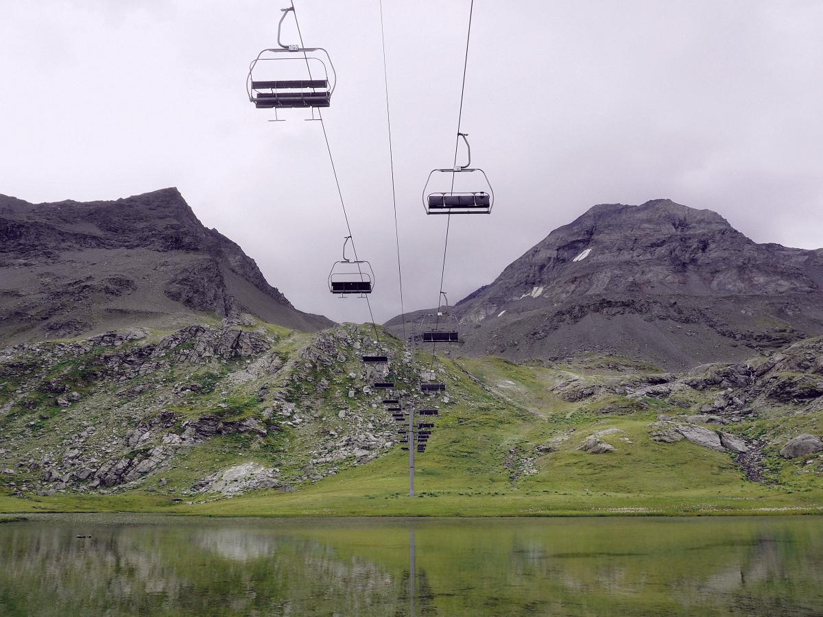 Transportation system Mountain Alp #165872