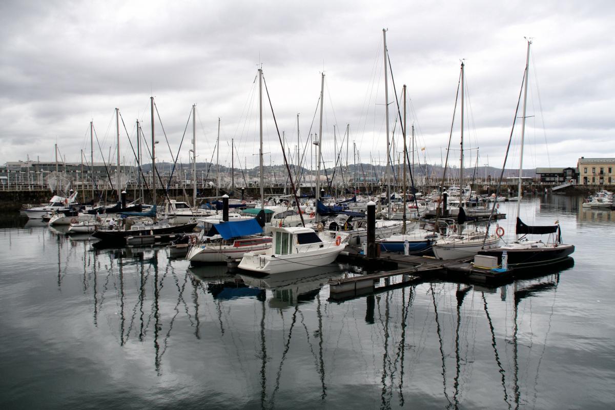 Marina Boat Sea