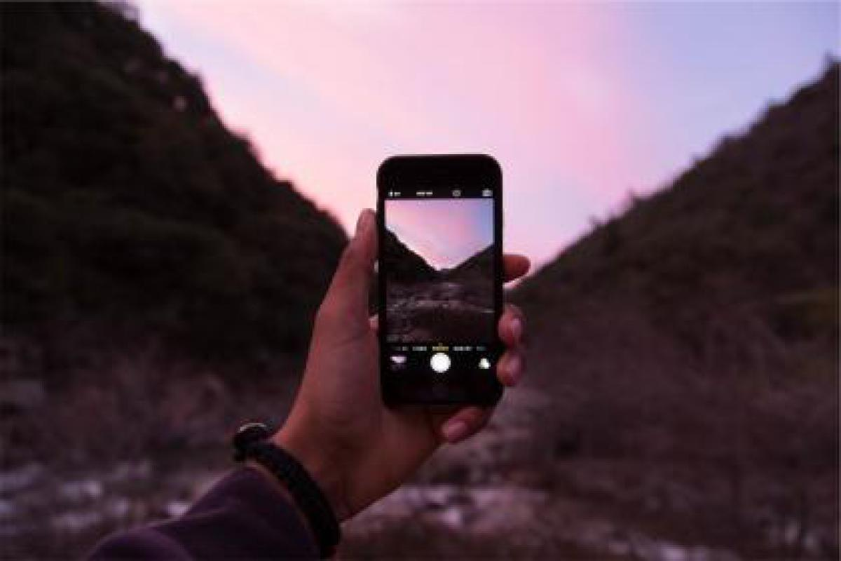 iphone photo camera