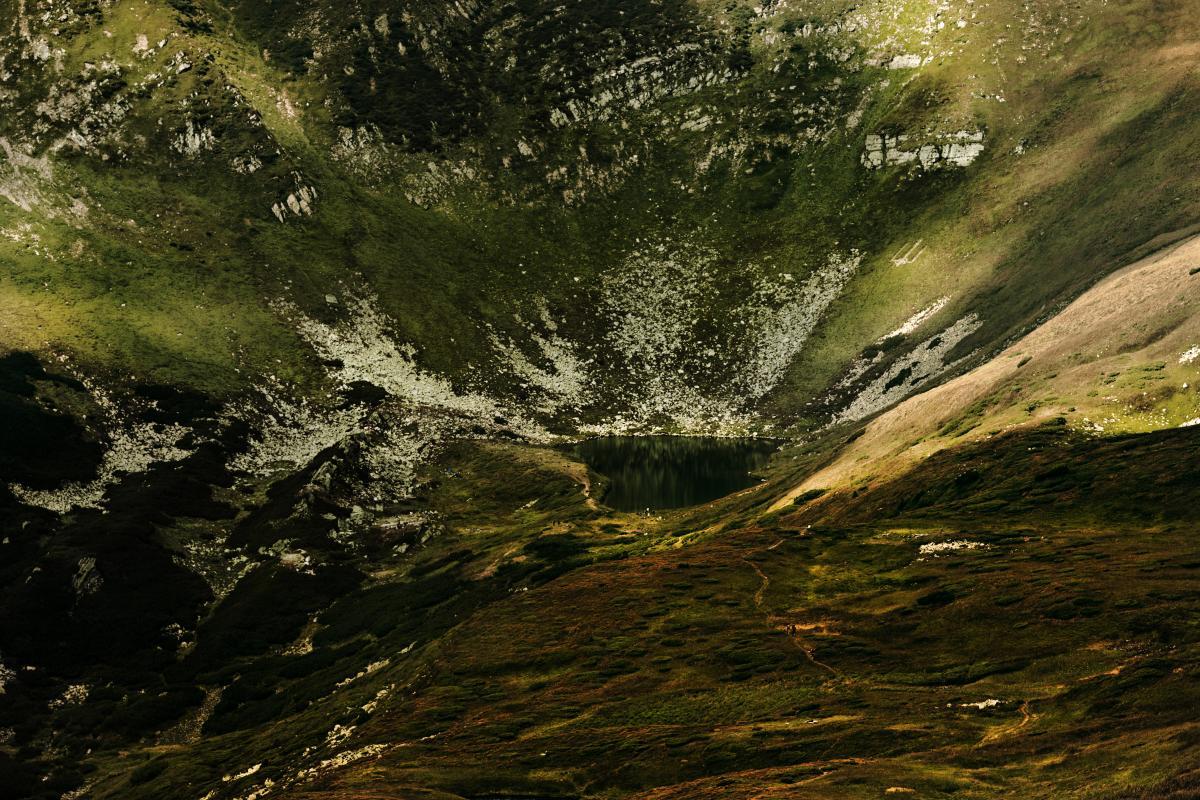 Landscape Mountains Mountain #168938