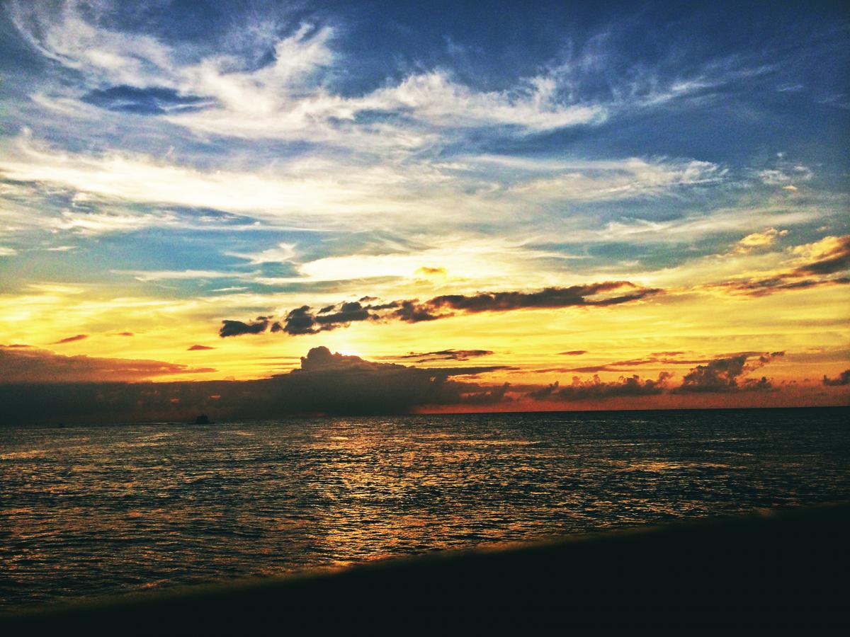 Sonne Sonnenuntergang Himmel #170344