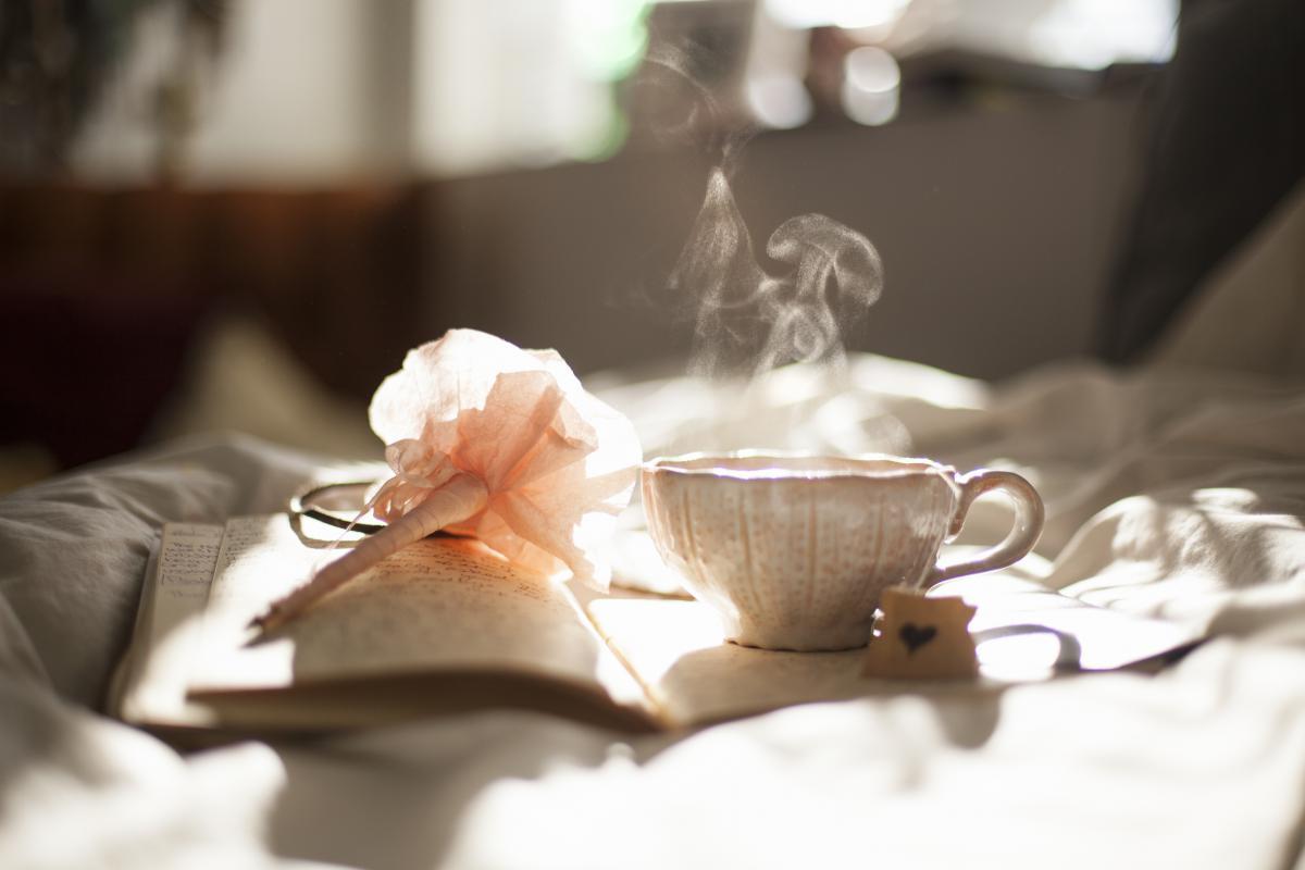 free tea smoke cup 17069 stock photo avopix com