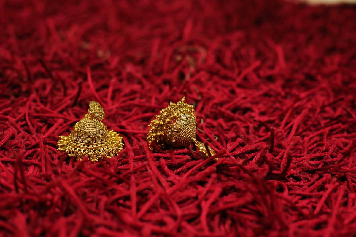 Decoration Season Gold