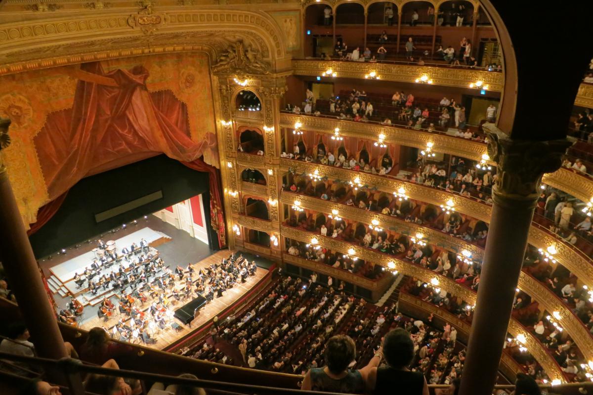 Teatro Colon Buenos Aires Argentina  #17578