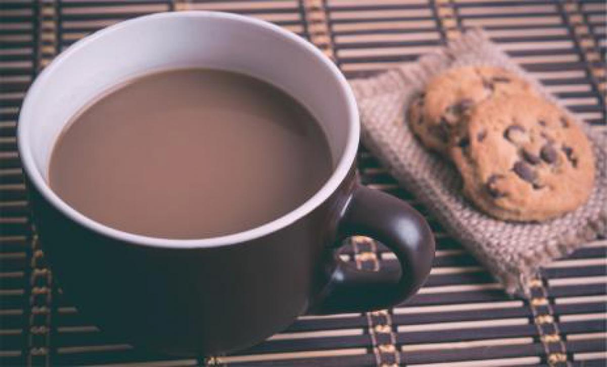 Kaffee Schokolade Chip Cookies #17749