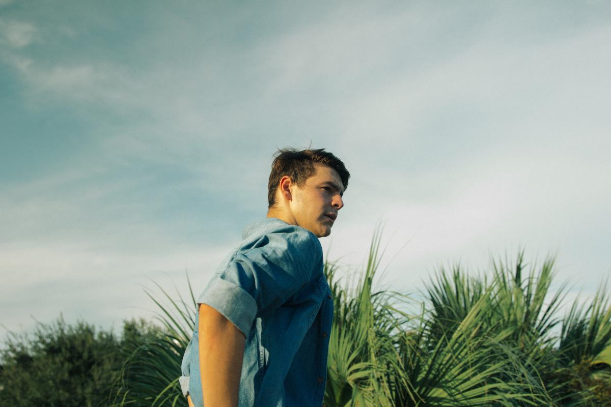 Person Grass Adolescent