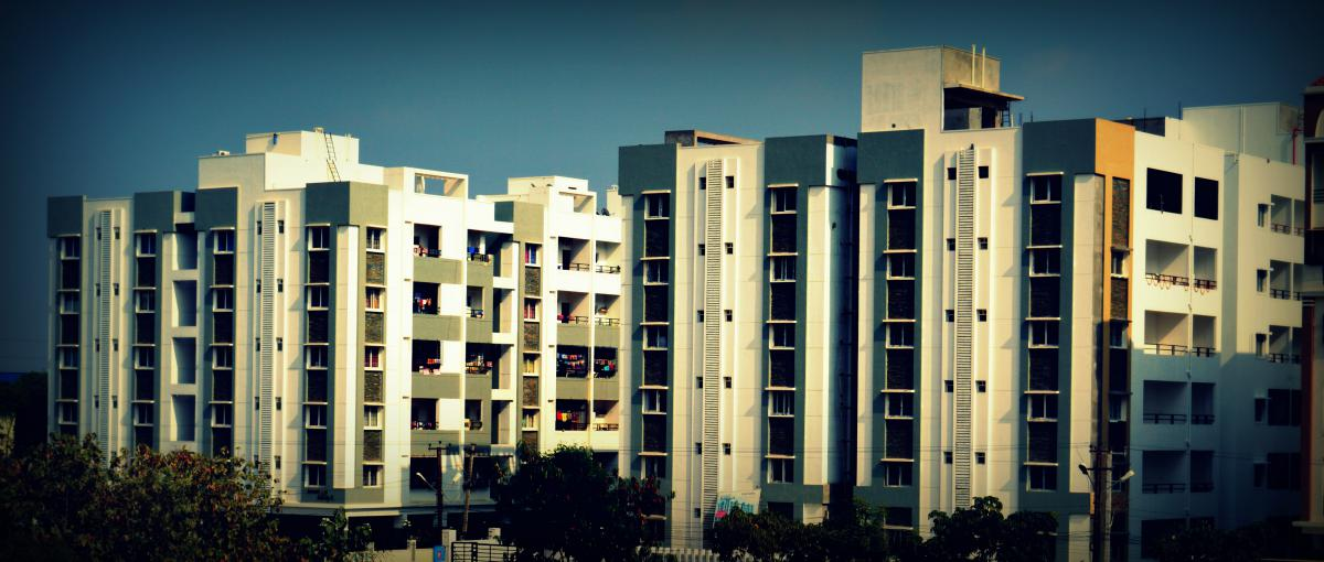 buildings houses condos