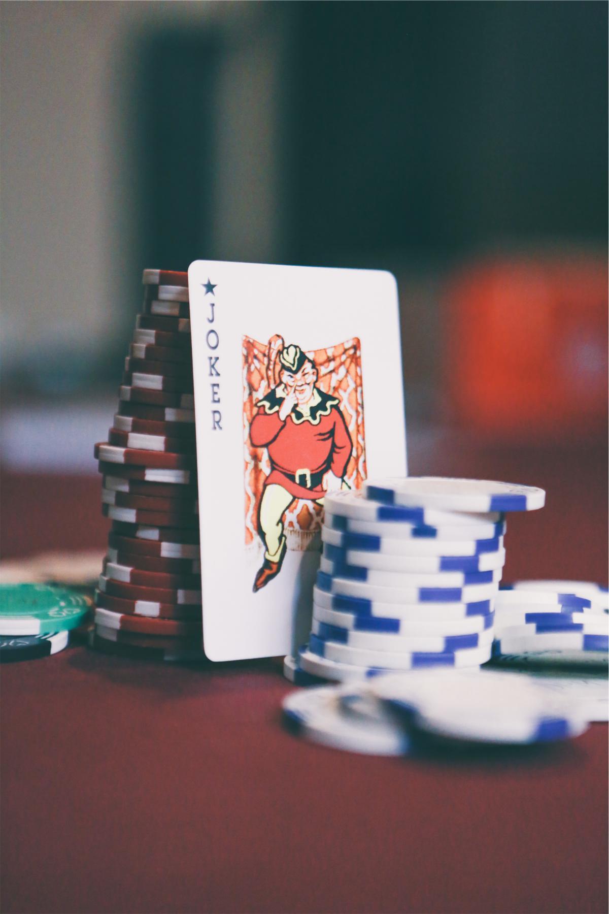 joker cards poker