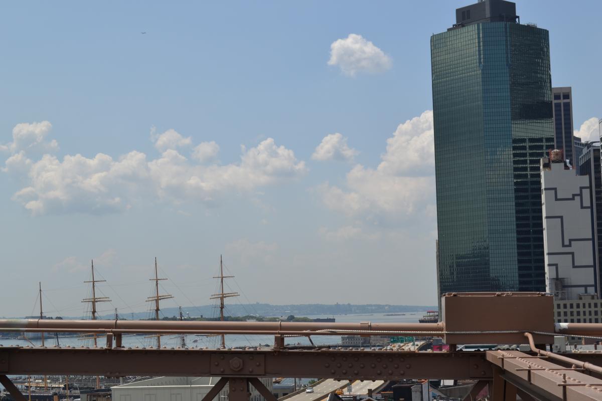 Pier City Skyscraper #187741