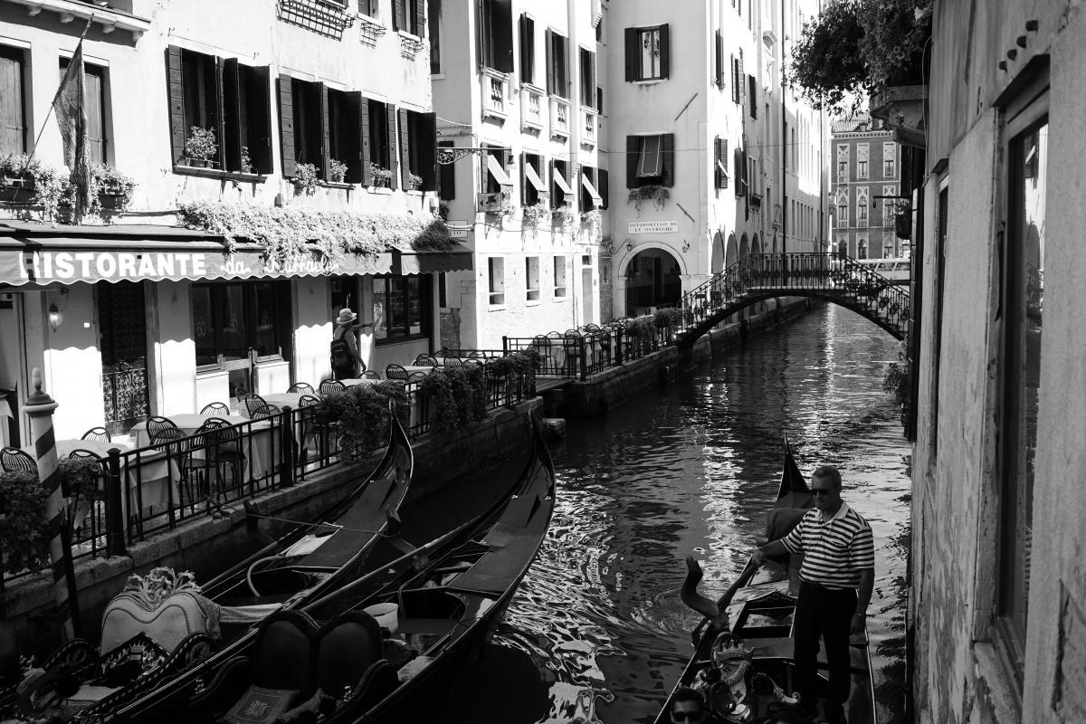 Vessel Boat Gondola #188687
